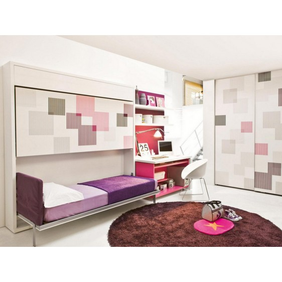 Wall bed Lollisoft Clei