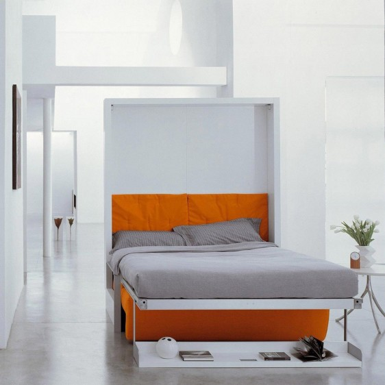 Double wall bed ITO Clei