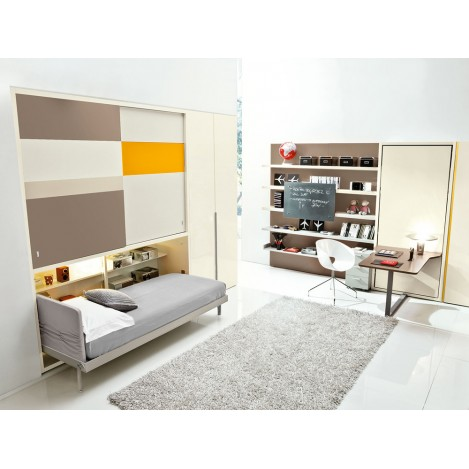 Wall Bed Kali Ponte Telemaco Work By Clei