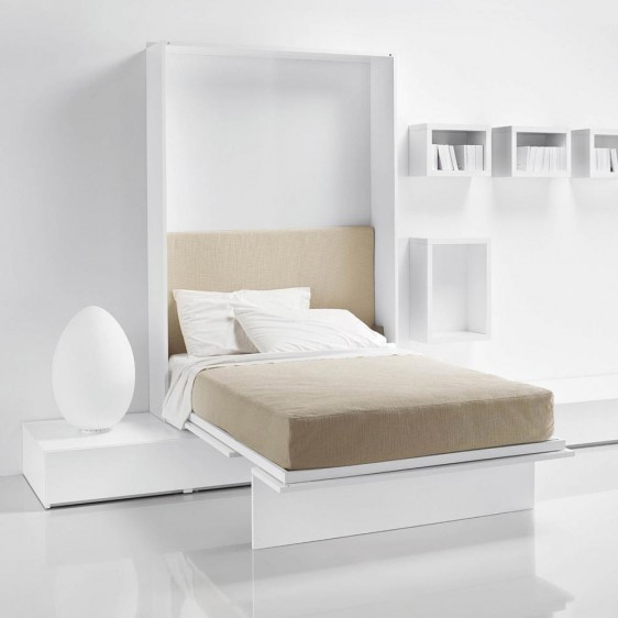 IQ wall bed - Erbamobili