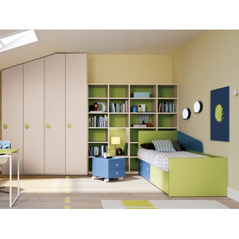 Doimo Cityline H130 bedroom