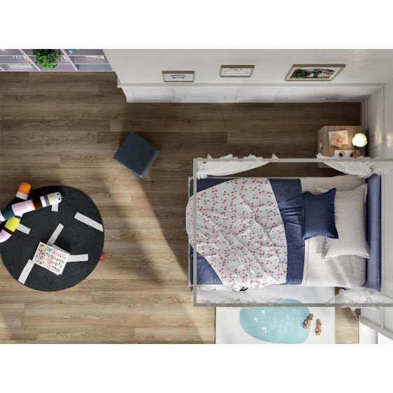 Free-form bedroom for Kids NIDI Space5