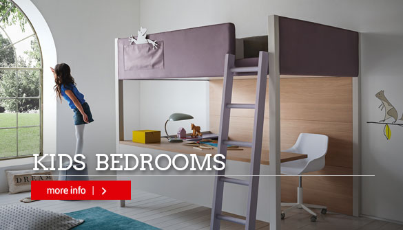 Furniture children's bedrooms